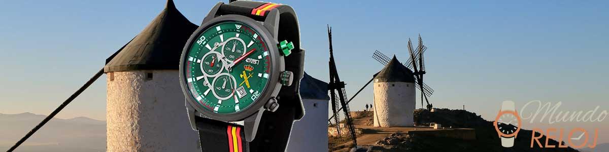 relojes militares espanoles