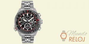 reloj atómico citizen