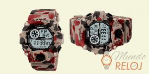 reloj cronografo militar