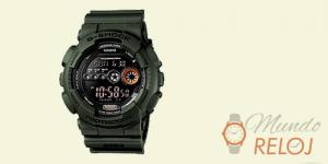 reloj g-shock hombre militar