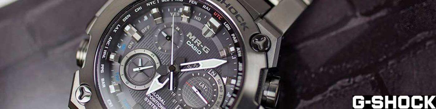 reloj g shock titanium
