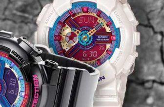 Relojes casio baby g de varios colores