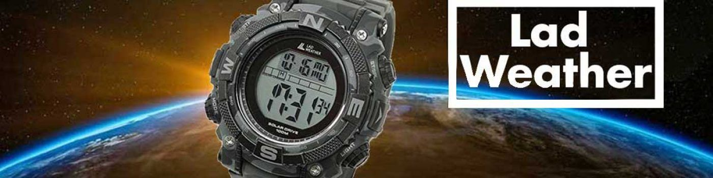 relojes lad weather