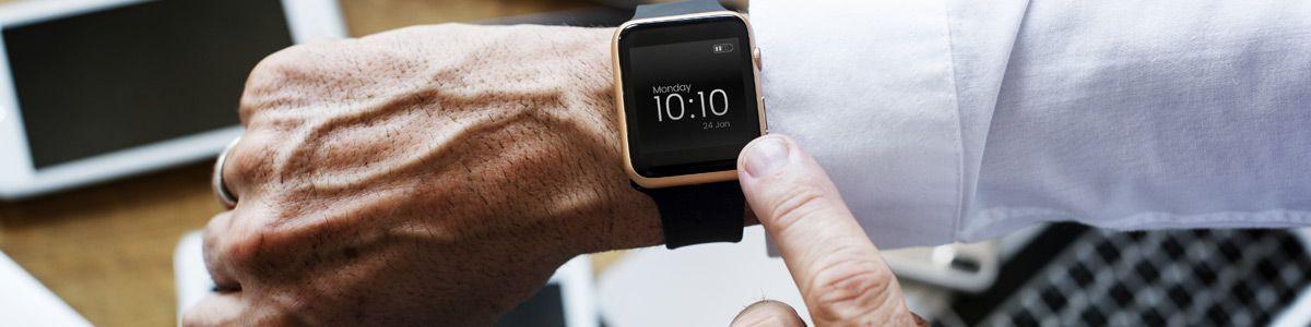 relojes inteligentes para hombre