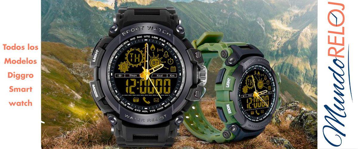 diggro smartwatch