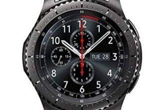 reloj inteligente samsung gear s3 frontier