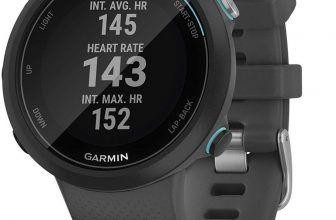 mejor smartwatch para nadar garmin swim 2