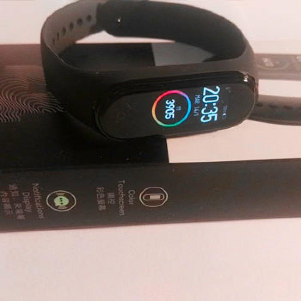smartband de xiaomi