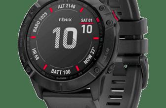 Review del reloj Garmin Fénix 6