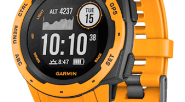 Análisis del reloj Garmin Instinct
