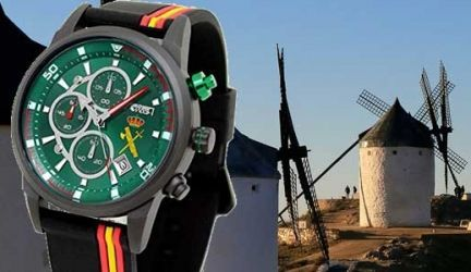 Relojes Militares Españoles