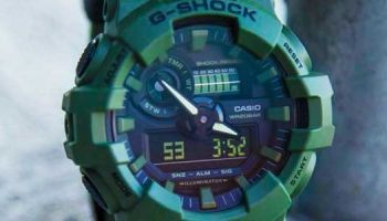 Reloj Casio G-Shock Verde