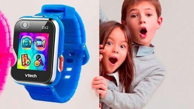 Relojes Kidizoom para niños