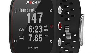 Reloj Polar m430 para entrenamiento y deporte