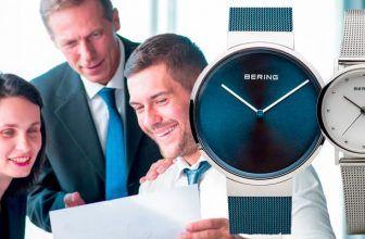 Los mejores relojes Bering para hombre y mujer