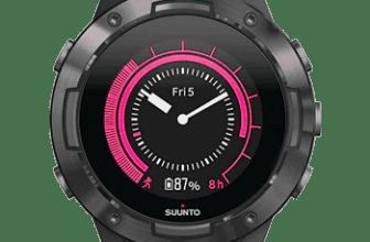 Análisis del smartwatch Suunto 5