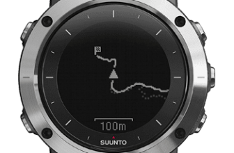 Review del Suunto Traverse, Alpha y Amber